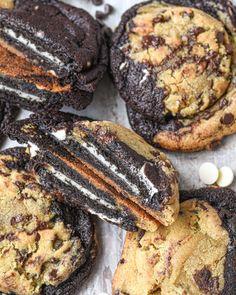 Slutty Brownie Cookies | Buttermilk by Sam
