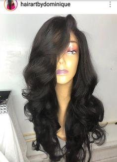 Wave Hair, Weave Hairstyles, Wigs, Long Hair Styles, Beauty, Beautiful, Hair Wigs, Beleza, Braided Hairstyle