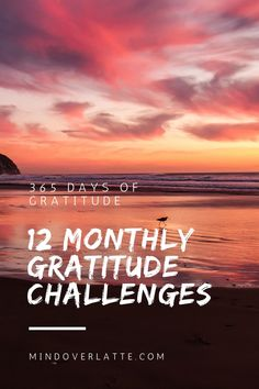 You can't be stressed and grateful at the same time! So here is a full year of fun and engaging monthly challenges that are bound to make you fell happier and more appreciative of everything and everyone around you. #gratitudechallnege #monthlychallenge #365daysofgratitude #gratitude #happiness #wonderfullife #mindfulness #blissfullife #challenge #wellbeing #stressrelief Photography Projects, Photography Tips, Nature Photography, Camping Sauvage, Nervous Breakdown, Popular Photography, What The World, How To Wake Up Early, What You Can Do