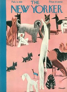 Image result for 20's dog illustration