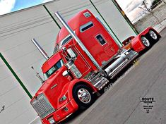 Big Rig Trucks, Trucks For Sale, Semi Trucks, Custom Big Rigs, Custom Trucks, Kenworth Trucks, Peterbilt, Super C Rv, Freight Truck