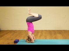 Headstand, Yoga with Esther Ekhart