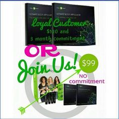 Loyal customers are our best product reviews, now it's time to make your next step. Join the PARTY!! 4 Extra Wraps are in our business kits. Promotion ends 7/28/15