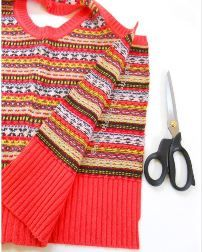 Read all about it: Tips and tricks for refashioning sweaters