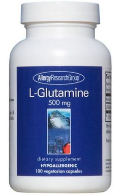 Allergy-Research-Group-LGlutamine-500M-100c-71970-Clearance-Exp-1-17-IHI