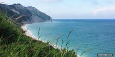 Le spiagge di Portonovo, riviera del Conero. #donutsonbed #blog #viaggi #travelblog #turismo, #vacanze #mare #regionemarche #adriatico