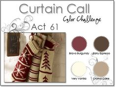 MY LIFE by Silke Ledlow: Curtain Call 61...Happy Holidays!