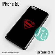 Superboy Logo Phone case for iPhone 5C and other iPhone devices
