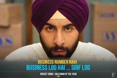 Rocket Singh understood business. You?