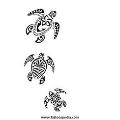 <b>Native American Turtle Tattoo</b>