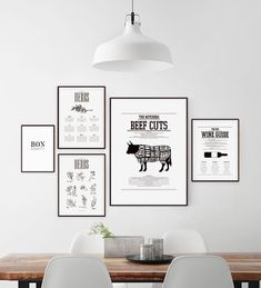 Få inspiration til din væg! Betagende malerier, plakater og fotos kan gøre din væg til et kunstværk - Se hvordan din væg bliver flot.