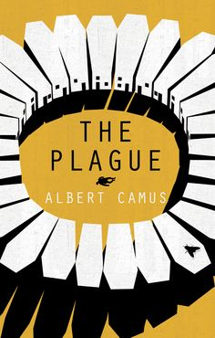 The Plague - Albert Camus - cover by Neil Webb