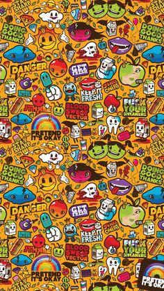 9 Best Sticer Images Sticker Bomb Graffiti Wallpaper Sticker Images, Photos, Reviews