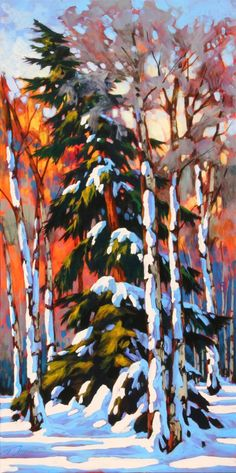 Paintings | David Langevin Artworks Inc.                                                                                                                                                                                 More