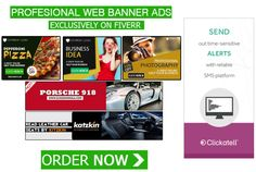 design unique and eye catchy banner for you by anaphotoshop banner