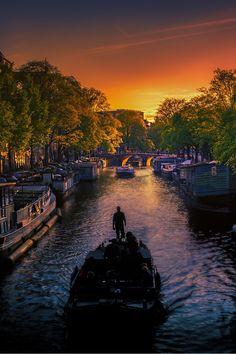 ~ Amsterdam ~ by Remo Scarfò