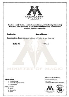 The surprising Harry Potter O W L S Certificate Blank Template Hogwarts Throughout Harry Potter Certificate Template photo below, is … Harry Potter Fiesta, Harry Potter Props, Harry Potter Classroom, Harry Potter Magic, Harry Potter Halloween, Theme Harry Potter, Harry Potter Christmas, Harry Potter Birthday, Harry Potter Movies