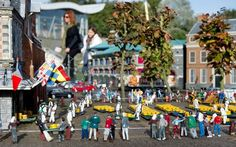 In Madurodam the miniatures and their stories come to life. There is so much to see, discover and do. Madurodam now tells you the stories behind the miniature buildings and about the history of Holland through multimedia.