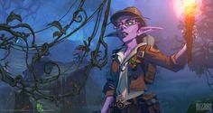 ArtStation - Journey to Un'goro Cinematic, Will Murai
