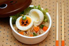 Olive Rice Bento