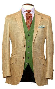 Not sure I could pull this off, but cripes this is a dandy look!