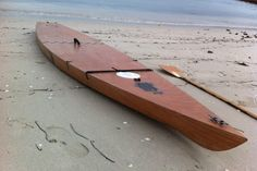 Stand up paddle board I made. Kaholo 14
