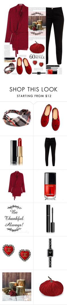 """""""60 Second Style: Family Dinner'"""" by dianefantasy ❤ liked on Polyvore featuring Vera Bradley, Charlotte Olympia, Chanel, Ted Baker, T By Alexander Wang, polyvorecommunity, polyvoreeditorial and familydinner"""
