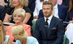 David Beckham - Most Stylish Men of Wimbledon - GQ.co.uk