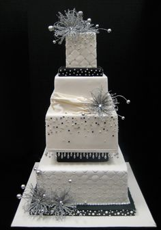 Wedding Cakes | A Wish and A Whisk  www.tablescapesbydesign.com https://www.facebook.com/pages/Tablescapes-By-Design/129811416695