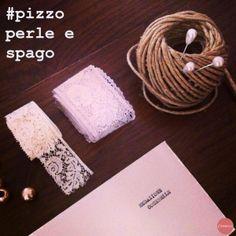 Diy - Pizzo, perle&spago