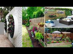 Top 20 Backyard Decorating Ideas - Best Home Ideas and Inspiration Garden Spaces, Garden Beds, 6x4 Greenhouse, Cheap Landscaping Ideas, Backyard Ideas, Garden Site, Front Gardens, Low Maintenance Garden, Outdoor Living