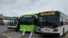 The Green Issue - Electric Buses - eCoachManager Latest News Updates, Environmental Issues, Transportation, Traditional, Technology, Business, Vehicles, Tecnologia, Tech