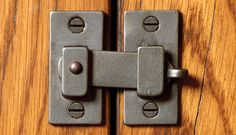 Bronze Cabinet Latch, Rocky Mountain Hardware