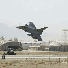 French Air is Dassault Rafale in Mali