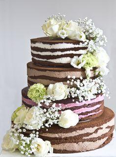 Naked Cake Chocolate