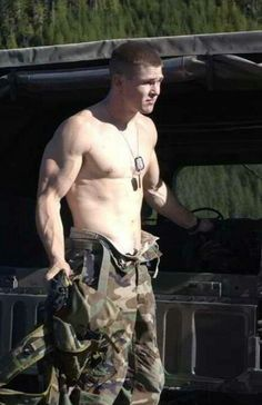 Hot Military Men | Hot Military Guys / Hoorah