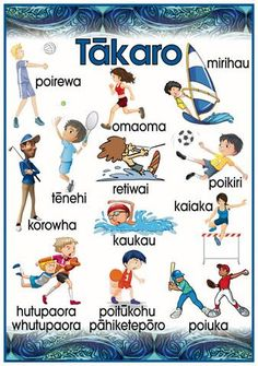 "Maori Resources – Tagged ""Te Reo"" – Page 2 – Blackboard Jungle Waitangi Day, Maori Words, Maori Designs, Maori Art, Play Based Learning, Thinking Day, Creative Teaching, Early Childhood Education, Preschool Activities"