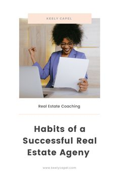 What is is that the top producing agents do religiously? I take a look into the habits all successful agent swear by Start Up Business, Starting A Business, Real Estate Coaching, How To Move Forward, Achieve Your Goals, Family Goals, Helping Others, Personal Development, Confident
