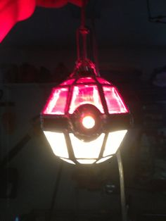 Stained Glass Pokeball Lamp by DrewsArtGlass on Etsy, $100.00