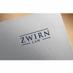 Logo for attorney/law office by Fin@