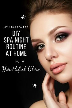 This is an easy and relaxing DIY spa night routine including homemade spa treatments, spa bath, beauty recipes, remedies and spa night snacks on their own or with friends. spa day at home recipes facial masks Spa Day At Home, Home Spa, Facial Scrubs, Facial Masks, Diy Beauty, Beauty Hacks, Beauty Tips, Homemade Spa Treatments, Pamper Days