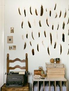 Interieurtrend: Feathers - Residence