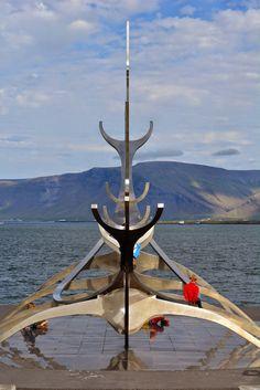 Wandering in Reykjavik