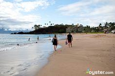Beach at the Kaanapali Beach Hotel