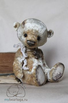 Elena Karmatskaya...these bears are unique, adorable and different