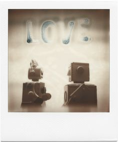Love is Best When it Isn't Perfect by Sean Tubridy. Shot on Impossible film.