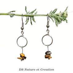 Geometric jewelry tiger eye earrings by DSNatureetCreation on Etsy https://www.etsy.com/listing/232518329/geometric-jewelry-tiger-eye-earrings?ref=shop_home_active_16&ga_search_query=tiger%2Beye