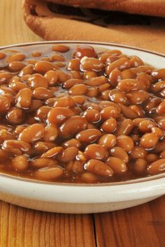 Weight Watchers Molasses Baked Beans Recipe with Onion, Jalapeno Pepper, Great Northern Beans, Pinto Beans, Ketchup, Yellow Mustard, Chili Powder, and Liquid Smoke Flavoring - Vegetarian, Low Calorie, Low Fat, and Gluten Free