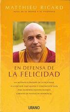 En defensa de la felicidad-matthieu ricard-9788479537845  ALTAMENTE RECOMENDADO
