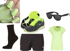 """""""Work out outfit"""" by jilliandonohoo on Polyvore"""